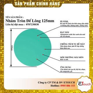 Nhám tròn Film mài khô và ướt Đài Loan - Film thumbnail