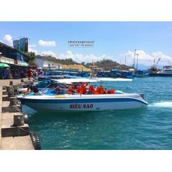 Thuê Tàu Cao Tốc  Tham Quan Các Đảo Tại Nha Trang