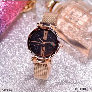 Đồng hồ nữ - thời trang dây nam châm DHT001 - DHT001 thumbnail