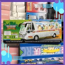 SALE - Ô Tô Luxury Bus AJ4023- Thông Minh Phát Triển Tư Duy Cho Bé