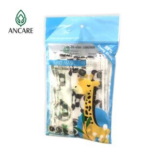 Khẩu trang trẻ em ANCARE- An toàn y tế- Mẫu mã đẽ thương- Mục in an toàn sử dụng - ACE10C thumbnail