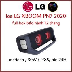 loa xboom bluetooth LG PN7 nguyên seal chính hãng nguyên seal