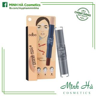Phấn tạo khối & che khuyết điểm 2 Đầu Odbo Duo Stick Concealer + Shading - Odbo Duo Stick Concealer thumbnail