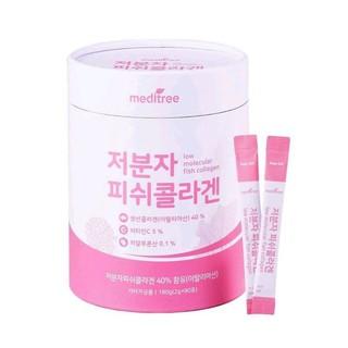 Collagen Cá giúp da căng mịn, chống lão hoá ngăn ngừa các bệnh sụn và khớp Meditree (Hộp 90 Gói) - sp1287 thumbnail