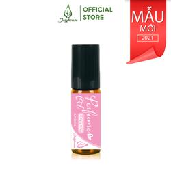 Nước hoa tinh dầu Nữ dạng chai lăn Lovely No.04 5ml JULYHOUSE
