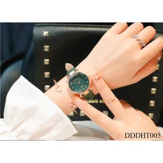 Đồng hồ nữ - thời trang dây da. DHT005 - DHT005 thumbnail