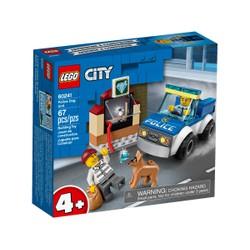 LEGO 60241 City - Biệt Đội Cảnh Khuyển