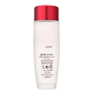 Combo Nước hoa hồng & Kem dưỡng trắng chống lão hoá 3W Clinic Collagen Regeneration Softener 150ml Cream 60ml - 826087909 2