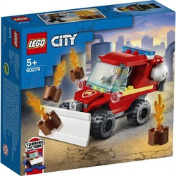 LEGO 60279 City - Xe Tải Chữa Cháy