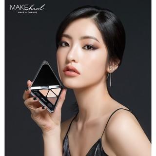 Bảng Phấn Mắt 4 Màu MAKEheal Hidden Triangle Palette 4g - 2880022332 3