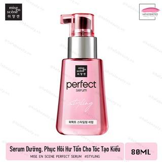 Serum Dưỡng và Tạo Kiểu Tóc Mise en Scène Perfect Styling Serum 80ml - 1984515240 thumbnail