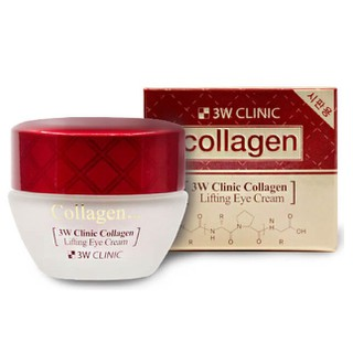 Combo Nước hoa hồng & Kem dưỡng trắng chống lão hoá 3W Clinic Collagen Regeneration Softener 150ml Cream 60ml - 826087909 4