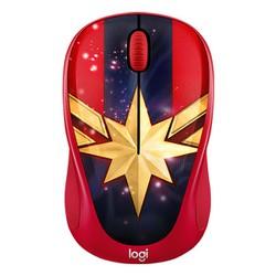 Chuột wireless không dây Logi-tech M238 captain Marvel