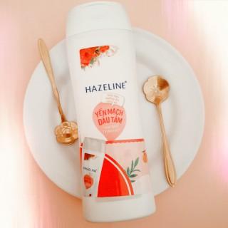 Sữa tắm Sáng Da-sữa tắm Hazeline Yến Mạch Dâu Tằm 300gr Chính Hãng - 133344 thumbnail