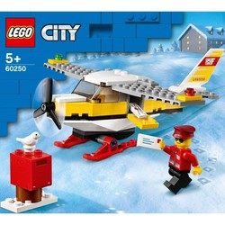 LEGO 60250 City - Máy Bay Đưa Thư