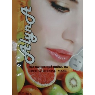10 miếng đắp mặt nạ Alyna trái cây - 180 thumbnail