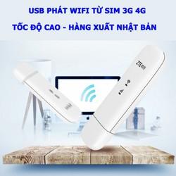 CỤC PHÁT WIFI - THIẾT BỊ PHÁT SÓNG WIFI TỪ SIM 3G 4G - CỤC USB PHÁT WIFI TỐT