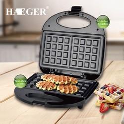Máy làm bánh tổ ong - Máy Làm Bánh Waffle, bánh mì