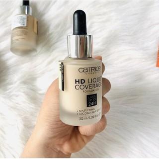 Kem Nền Catrice HD Liquid Coverage Foundation - Kem Nền Catrice HD Liquid Coverage Foundation - SP019 thumbnail