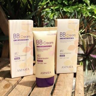 Kem Nền Aspasia BB Cream 4U Chống Nắng - Kem Nền Aspasia BB Cream 4U Chống Nắng - SP036 thumbnail