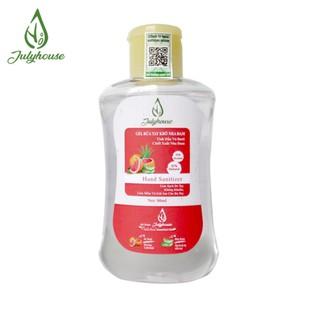 Gel rửa tay khô Nha Đam và tinh dầu Bưởi Chùm 80ml JULYHOUSE - GEL.GRA80 thumbnail