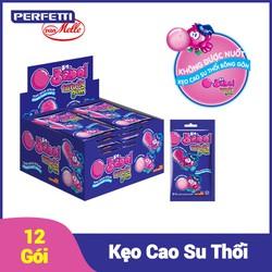 Kẹo Cao Su Thổi Big Babol Fili Folly Hương Trái Cây (Hộp 12 gói)