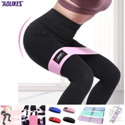 Bán sỉ - AOLIKES RB 3603 - Dây đàn hồi tập mông, hông, đùi, chân chuyên gym CHÍNH HÃNG