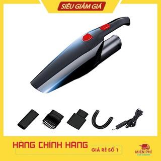 FREE SHIP - Máy hút bụi cầm tay không dây dùng pin sạc - MÁY HÚT BỤI 6057 - 2 - 0225 thumbnail