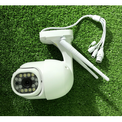 CAMERA IP WIFI NGOÀI TRỜI YOOSEE PTZ-16 LED , 2.0MPX , ĐÀM THOẠI , BÁO ĐỘNG , XOAY 360 [ĐƯỢC KIỂM HÀNG]
