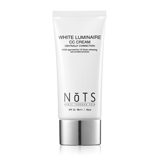 KEM TRANG ĐIỂM NOTS WHITE LUMINAIRE CC CREAM 45ml - 8809346090346 thumbnail