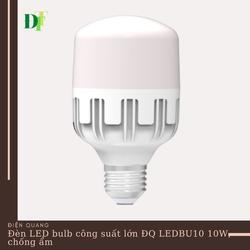 Đèn LED bulb công suất lớn Điện Quang ĐQ LEDBU10 10765AW (10W daylight chống ẩm)-123456789