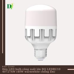 Đèn LED bulb công suất lớn Điện Quang ĐQ LEDBU10 40727AW (40W warmwhite chống ẩm)