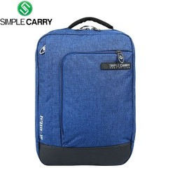 Balo laptop Simplecarry M-City Navy