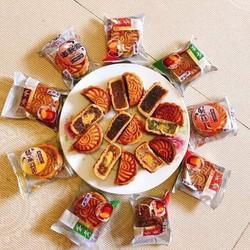 Bánh Trung thu mini Đài Loan mix đủ vị 10 cái