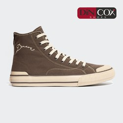 Giày Sneaker Dincox/Coxshoes Unisex D21 Hi Chocolate