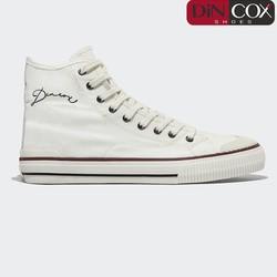 Giày Sneaker Dincox Unisex D21 Hi White