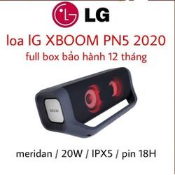 Loa  Bluetooth  Di Động LG XBOOM  PN5
