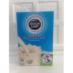 [400g – Hộp giấy] Sữa bột nguyên kem Cô Gái Hà Lan [VN] DUTCH LADY Whole Milk Powder (alc-hk)