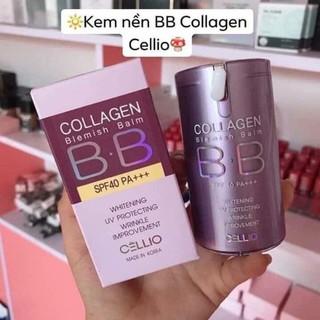 Kem nền BB Collagen Cellio 40gr - Kem nền BB Collagen Cellio 40g thumbnail