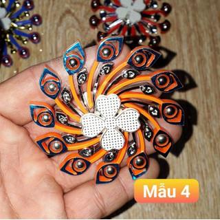 Một con quay Spinner 182 bằng nhựa và kim loại mẫu 4 - 1 con quay 182 mẫu 4 thumbnail