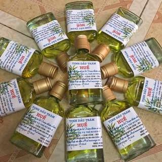 Tinh dầu tràm Huế - tdth thumbnail