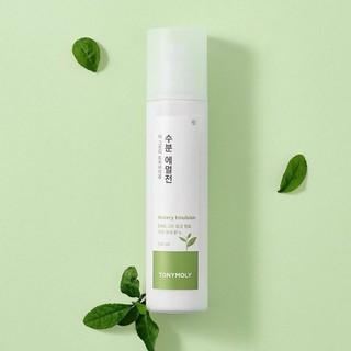 Sữa dưỡng da trà xanh dưỡng ẩm, chống ôxy hoá da Tonymoly. The Green Tea TrueBiome Watery - Mã 112- Sữa dưỡng trà xanh chống ôxy hoá da thumbnail