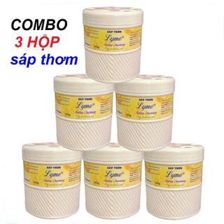 COMBO 3 hộp sáp thơm Lymo 75gr - GH555 thumbnail