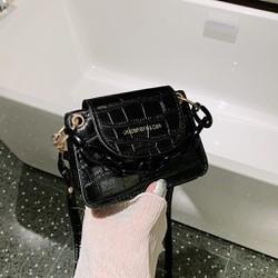 Túi mini đeo chéo nữ đẹp giá rẻ đi chơi cao cấp Hàn Quốc XINU
