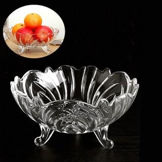 Bát thủy tinh 3 chân để hoa quả sang trọng tinh tế - BÁT 3 chân thumbnail