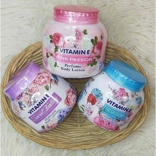 Kem dưỡng thể hương nước hoa AR Vitamin E Perfume Body Lotion Thái Lan - Kem dưỡng thể hương nước hoa AR Vitamin E Perfume Body Lotion Thái Lan - SP008 thumbnail
