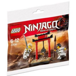 HÀNG ANH QUỐC Lego Ninjago 30530 - WU-CRU Target Training polybag - Bộ xếp hình Lego Huấn luyện mục tiêu của sư phụ Wu