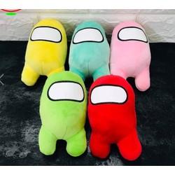 Gấu bông Among Us Siêu Cưng Size 15cm