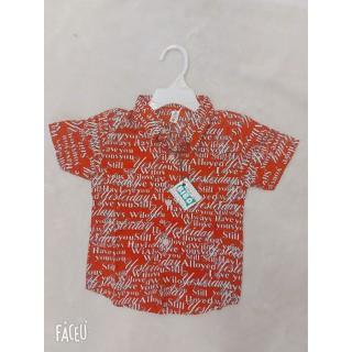 áo sơ mi đỏ chữ - SMDC thumbnail