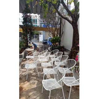Bàn ghế sắt cafe giá rẻ - CF 134 thumbnail